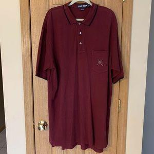 Ralph Lauren Polo Golf Shield Crest S/S Shirt